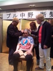 伊藤薫 公式ブログ/断髪式へ…。 画像2