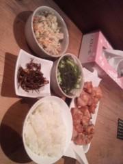 伊藤薫 公式ブログ/ご飯。 画像1