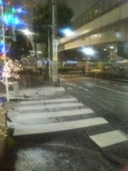 伊藤薫 公式ブログ/雪だぁ 画像1