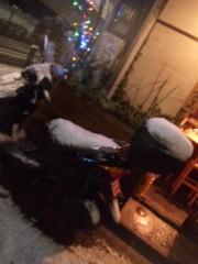伊藤薫 公式ブログ/雪だぁ〜 画像2