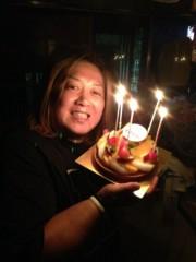 伊藤薫 公式ブログ/お誕生日ケーキ 画像1