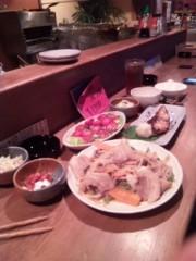 伊藤薫 公式ブログ/晩御飯。 画像1