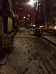伊藤薫 公式ブログ/雪だぁ〜 画像1