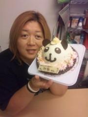 伊藤薫 公式ブログ/お誕生日ケーキ 画像2