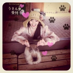 うえきみゆ 公式ブログ/*守りたい。* 画像3