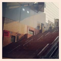 五十嵐 康平 プライベート画像 大階段in京都駅