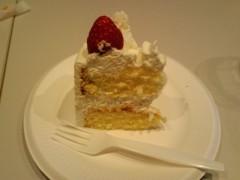 五十嵐 康平 プライベート画像 誕生日ケーキ!