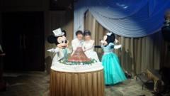 芹沢直樹 公式ブログ/友人の結婚式inディズニーランド 画像1