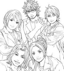 芹沢直樹 公式ブログ/ルシフェルの右手6巻 画像1