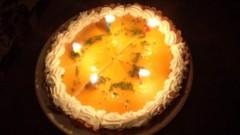 芹沢直樹 公式ブログ/お祝いしてもらいました 画像1