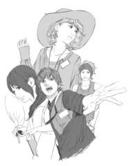 芹沢直樹 プライベート画像 21〜40件 読みきり漫画ラフイメージ
