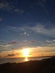 中地高子 公式ブログ/沖縄本部町「The Terrace Gushiku Mui」Web広告CM出演中! 画像3