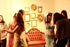 中地高子 公式ブログ/「ベリーダンスパラダイス」で楽しい一夜! 画像1