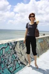 中地高子 公式ブログ/北谷(CHATAN) 画像1