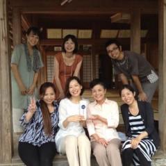 中地高子 公式ブログ/首里金城町石畳道にて撮影 画像2