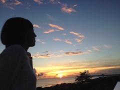 中地高子 公式ブログ/沖縄本部町「The Terrace Gushiku Mui」Web広告CM出演中! 画像1
