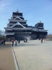 お!chuしゃ。  公式ブログ/熊本城〜〜〜!!!!! 画像2