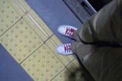 UNA(ナナカラット) 公式ブログ/かくれんぼの靴! 画像1