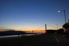 UNA(ナナカラット) 公式ブログ/明石大橋!! 画像1