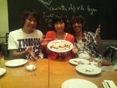 UNA(ナナカラット) 公式ブログ/今日は我らがナナカラットAsamiちゃんのバースデーのライブでした〜 画像3