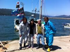 UNA(ナナカラット) 公式ブログ/漁船お届けプロジェクト!無事漁船お届けしてきました!! 画像1