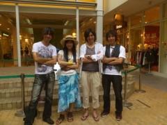 UNA(ナナカラット) 公式ブログ/やっぱり今日も暑かったね(^_^;) 画像3