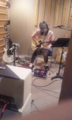 UNA(ナナカラット) 公式ブログ/今日で楽器録り終了〜 画像1