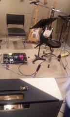 UNA(ナナカラット) 公式ブログ/ギターレコーディング☆ 画像2