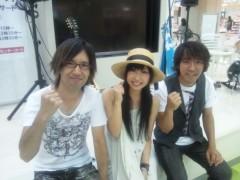 UNA(ナナカラット) 公式ブログ/今日は仙台でライブです! 画像1