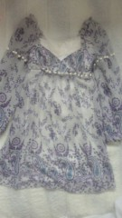 河合エミ 公式ブログ/昨日の服 画像1