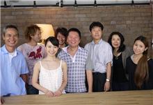 河合エミ 公式ブログ/先週の撮影時の集合写真です 画像2