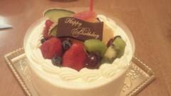 河合エミ 公式ブログ/誕生日 画像1