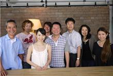 河合エミ 公式ブログ/先週の撮影時の集合写真です 画像1
