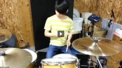 ガリレオ・ガリレイ プライベート画像 ドラムレコーディング!!!
