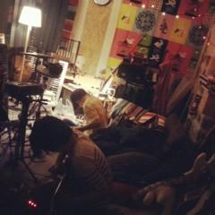 ガリレオ・ガリレイ 公式ブログ/レコーディング真っ只中!!! 画像1
