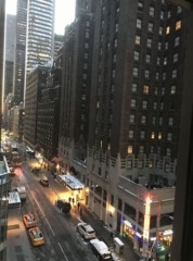 山本かなえ 公式ブログ/ニューヨークへ 画像1