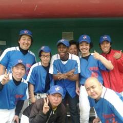 アイクぬわら (超新塾) 公式ブログ/ワタンベの野球チームで〜す! 画像1