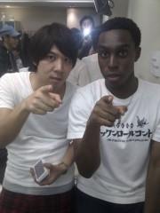 アイクぬわら (超新塾) 公式ブログ/タイガー福田さんの影武者 画像1