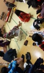 一色亜莉沙 公式ブログ/本番メイクきっつー! 画像3