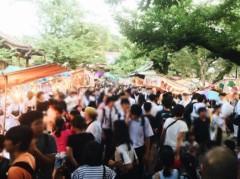二瀬里子 公式ブログ/お祭り。 画像1