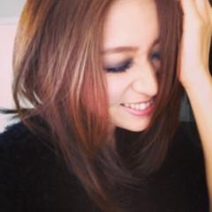 二瀬里子 公式ブログ/スモーキーアイ 画像2