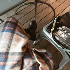 二瀬里子 公式ブログ/寒かった。 画像1
