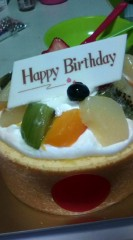 板垣夏美 公式ブログ/誕生日! 画像1