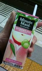 板垣夏美 公式ブログ/朝のいっぱい 画像1