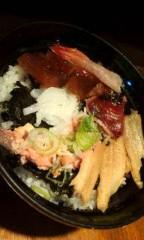 板垣夏美 公式ブログ/海鮮丼! 画像1