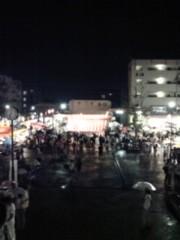 西原朗演(コーヒールンバ) 公式ブログ/町田木曾団地・風流夜店祭り 画像1