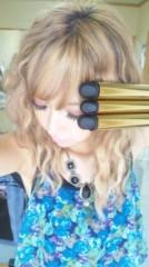 吉川ぐら 公式ブログ/ BENIちゃんのコテウェーブアイロン 画像1