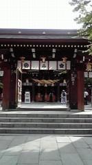 夏秋佳代子 公式ブログ/☆櫛田神社☆ 画像1