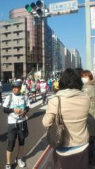 夏秋佳代子 公式ブログ/東京マラソン(^-^) ☆ 画像1