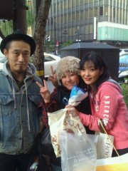 夏秋佳代子 公式ブログ/11/7 のありがとう!! 画像1